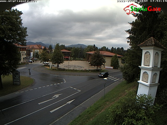 Webcam-Livebild -Judendorf Aktualisierung 1x Minute